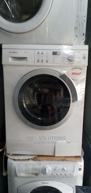 7kg Super Clean and Working Bosh Washing Machine | Home Appliances for sale in Lagos State, Surulere