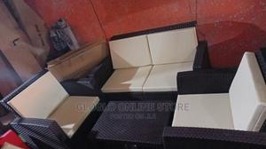 Quality Plastic Lounge and Outdoor Sofa | Furniture for sale in Lagos State, Ikoyi
