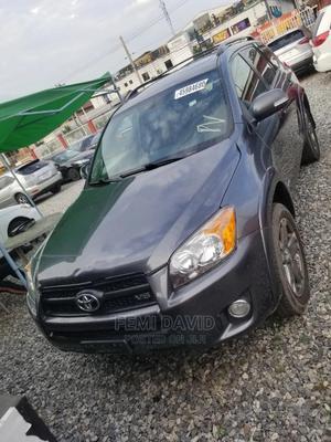 Toyota RAV4 2010 2.5 Sport 4x4 Gray | Cars for sale in Lagos State, Magodo