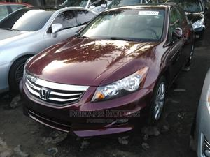 Honda Accord 2010 Coupe EX V-6 Red | Cars for sale in Lagos State, Apapa
