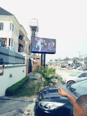Imported LED Screen/Banner/Wall P5 Indoor/Outdoor Size: 1.   Manufacturing Services for sale in Lagos State, Yaba