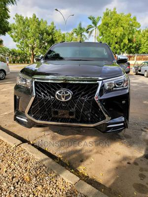 New Toyota Hilux 2021 Black | Cars for sale in Abuja (FCT) State, Kubwa