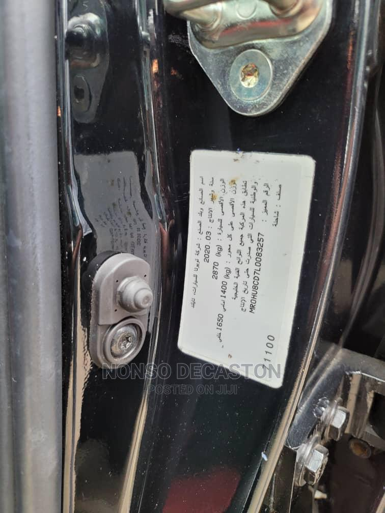 New Toyota Hilux 2021 Black | Cars for sale in Kubwa, Abuja (FCT) State, Nigeria