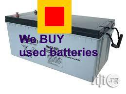 Used Inverter Battery In Lekki   Electrical Equipment for sale in Lagos State, Lekki