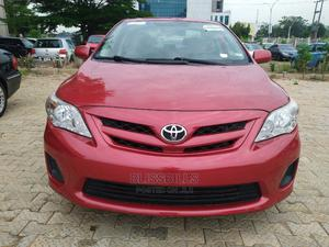Toyota Corolla 2011 Red | Cars for sale in Abuja (FCT) State, Central Business Dis