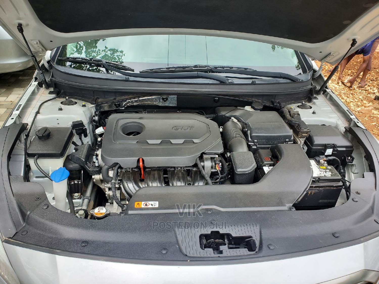 Hyundai Sonata 2015 Silver   Cars for sale in Gwarinpa, Abuja (FCT) State, Nigeria