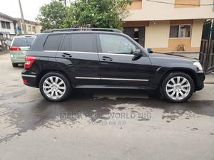 Mercedes-Benz GLK-Class 2012 350 4MATIC Black   Cars for sale in Lagos State, Surulere