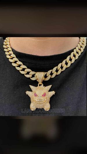 Men Cuban Necklace | Jewelry for sale in Lagos State, Ikorodu