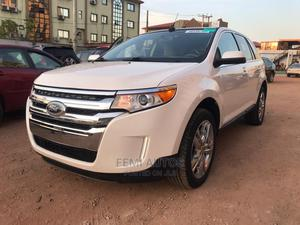 Ford Edge 2012 White   Cars for sale in Lagos State, Ikeja