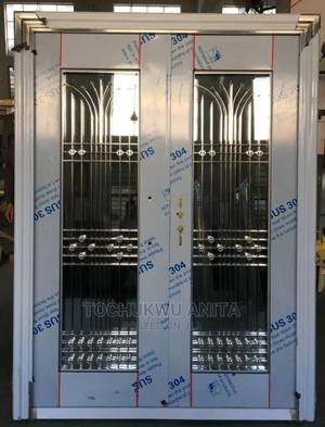 5ft Stainless Glass Door   Doors for sale in Lagos State, Orile