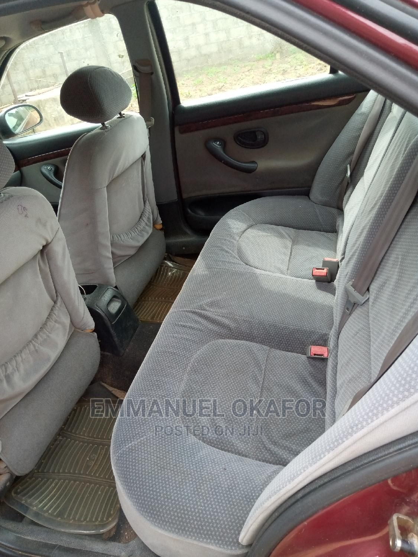 Archive: Peugeot 406 2004 Break 2.0 HDi Red