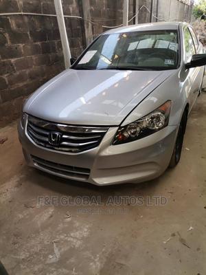 Honda Accord 2012 Sedan EX Automatic Silver | Cars for sale in Lagos State, Amuwo-Odofin