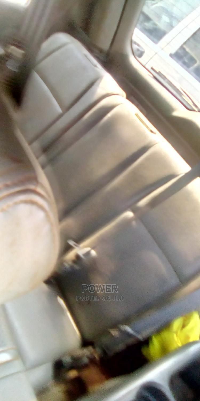 Archive: Honda Pilot 2004 Gray