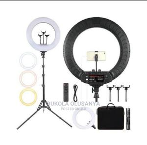 18 Inches Ring Light | Audio & Music Equipment for sale in Lagos State, Ikeja