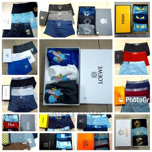 Quality Men Boxers   Clothing for sale in Abuja (FCT) State, Wuse