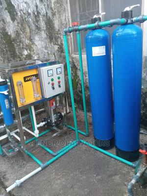 Water Treatment Machines R O 4 Membrane With Fiber Glass   Manufacturing Equipment for sale in Lagos State, Lekki