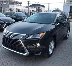 Lexus RX 2017 350 AWD Black   Cars for sale in Rivers State, Port-Harcourt