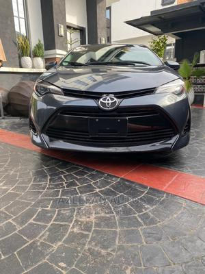 Toyota Corolla 2018 LE (1.8L 4cyl 2A) Blue | Cars for sale in Lagos State, Surulere