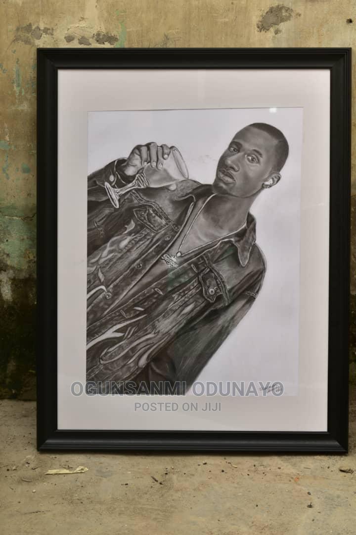 Archive: Portraiture Artworks Pencil