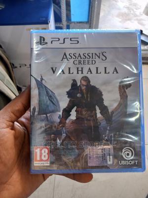 Ps5 Assassins Creed Valhalla   Video Games for sale in Lagos State, Ikeja