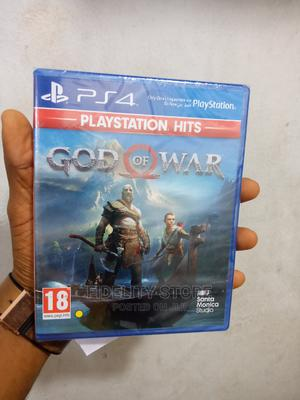 Ps4 God of War 4 | Video Games for sale in Lagos State, Ikeja