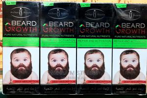 Beard Growth Oil for Men   Hair Beauty for sale in Lagos State, Ikotun/Igando