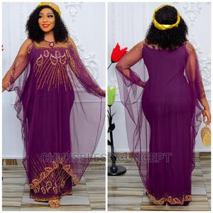 Classy Turkish Ceremonial Dress Available in Red and Purple   Clothing for sale in Lagos State, Lagos Island (Eko)