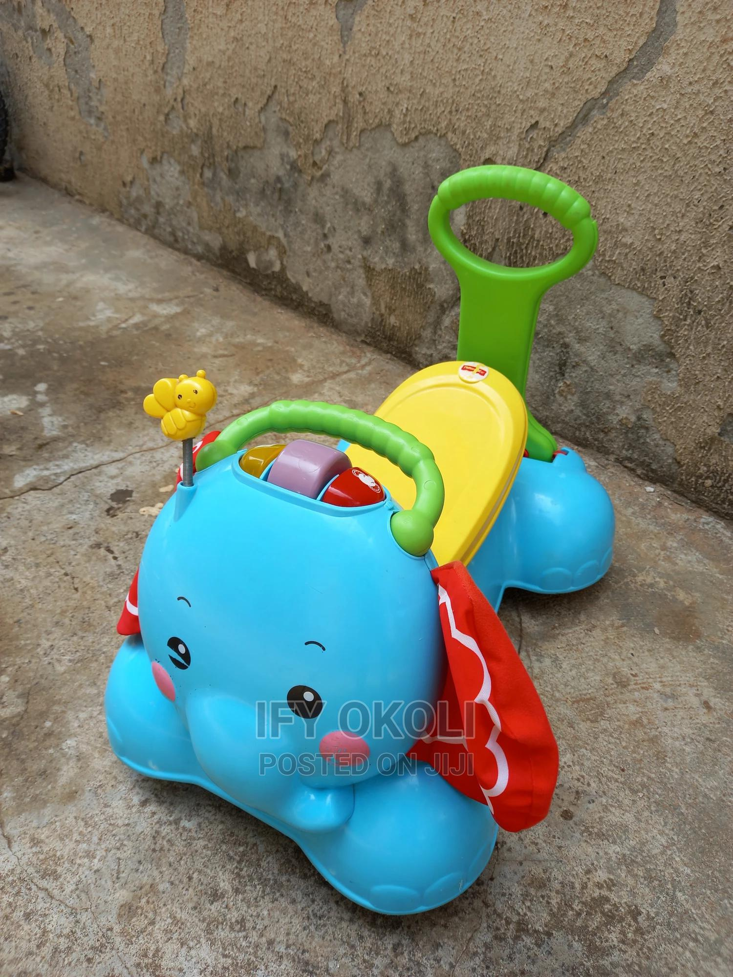 Fisher-Price Ride on Elephant