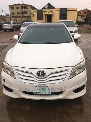 Toyota Camry 2010 White   Cars for sale in Lagos State, Ojo