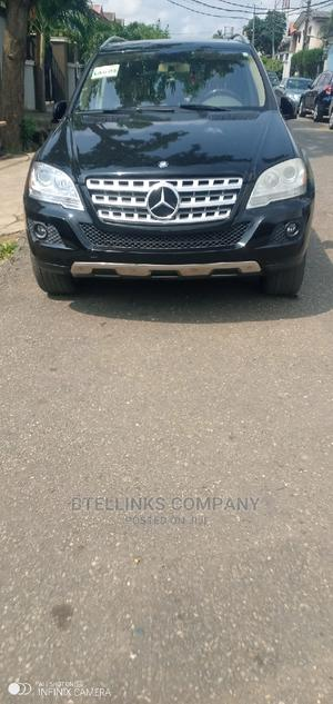Mercedes-Benz M Class 2011 ML 350 4Matic Black   Cars for sale in Lagos State, Ikeja