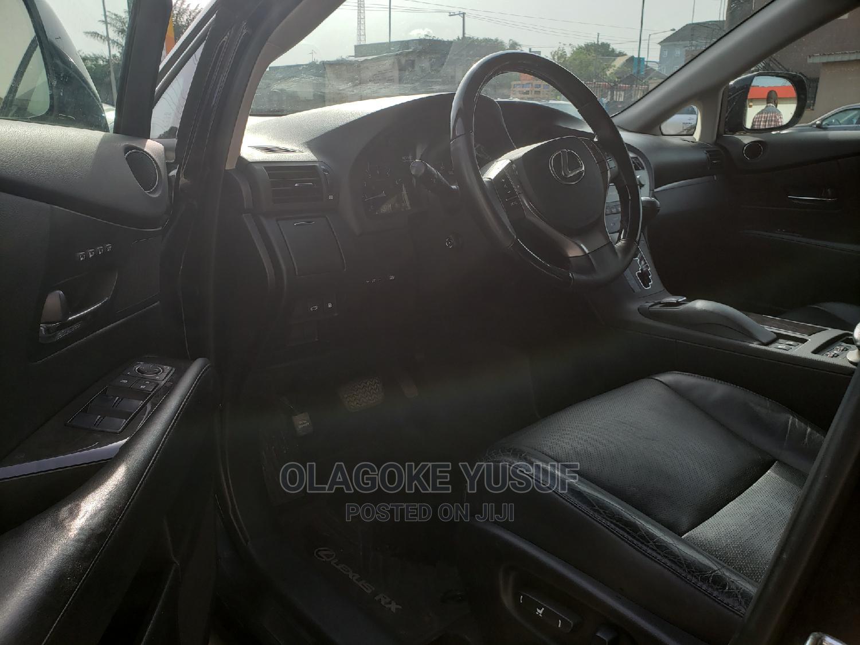 Archive: Lexus RX 2013 350 FWD Black