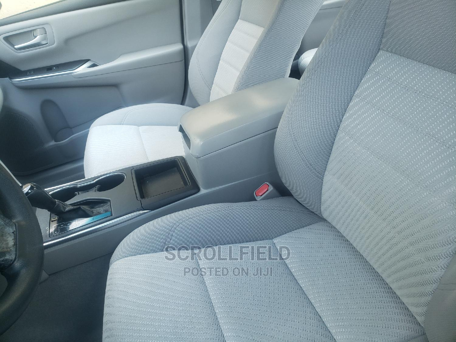 Toyota Camry 2015 Gray   Cars for sale in Surulere, Lagos State, Nigeria
