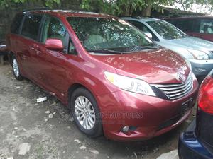 Toyota Sienna 2011 XLE 7 Passenger Red | Cars for sale in Lagos State, Apapa