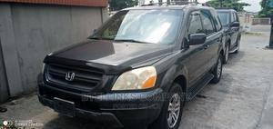 Honda Pilot 2005 Gray | Cars for sale in Lagos State, Ikeja