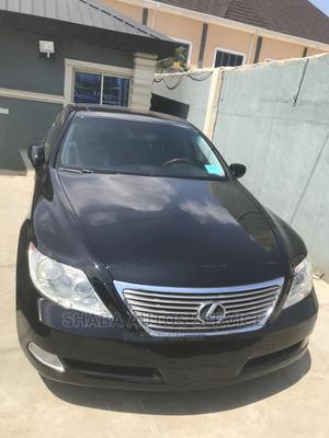 Lexus LS 2007 Black | Cars for sale in Lagos State, Isolo