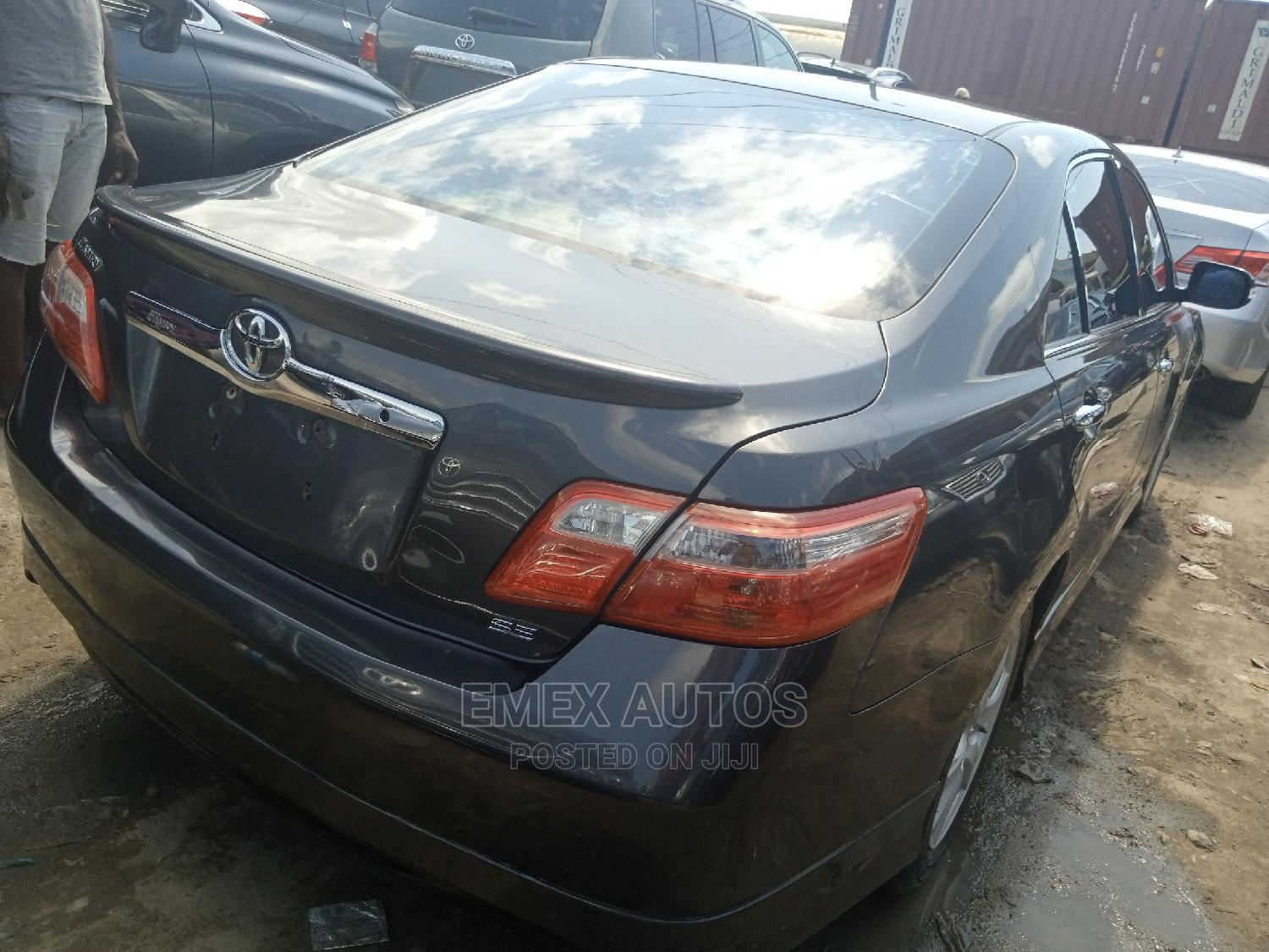 Toyota Camry 2008 Gray   Cars for sale in Apapa, Lagos State, Nigeria