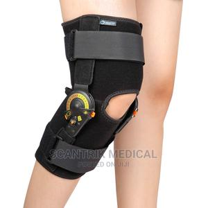 ROM Knee Brace Adjustable Knee Immobilizer   Medical Supplies & Equipment for sale in Abuja (FCT) State, Wuse