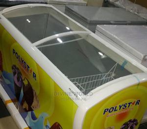 New Polystar Display Showcase Freezer (615litres) PV-CSC615L   Kitchen Appliances for sale in Lagos State, Ojo