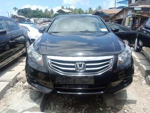 Honda Accord 2008 Black   Cars for sale in Lagos State, Apapa