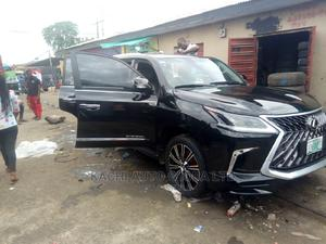 Lexus Lx570 Upgrade From 2010 to 2018 | Automotive Services for sale in Lagos State, Lagos Island (Eko)