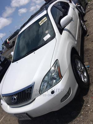 Lexus RX 2008 350 AWD White | Cars for sale in Lagos State, Apapa