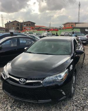 Toyota Camry 2016 Black | Cars for sale in Lagos State, Agege