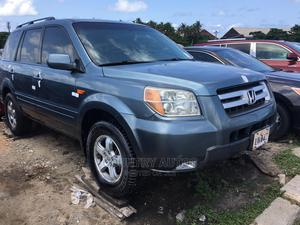 Honda Pilot 2006 EX 4x4 (3.5L 6cyl 5A) Blue | Cars for sale in Lagos State, Apapa