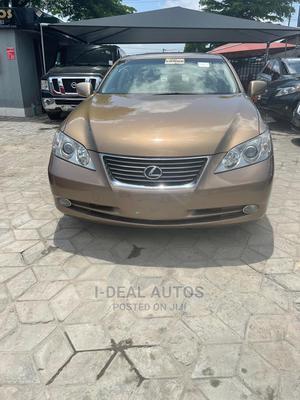 Lexus ES 2007 Gold | Cars for sale in Lagos State, Ajah