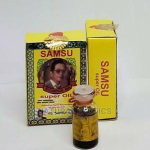 Samsu Super Delay Oil for Men | Sexual Wellness for sale in Lagos State, Abule Egba