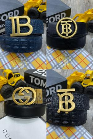 Belt Gucci for Men $$ | Clothing Accessories for sale in Lagos State, Lagos Island (Eko)