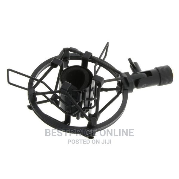 Microphone Shock Mount For Condenser Microphone