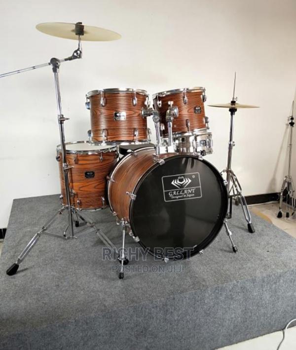 GT 5D Gallant Drum