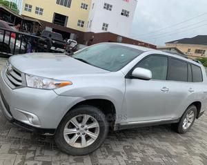 Toyota Highlander 2013 Silver   Cars for sale in Lagos State, Ikeja
