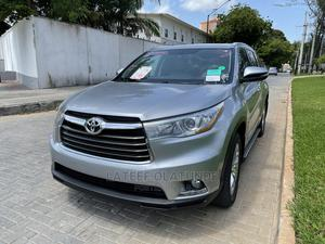 Toyota Highlander 2014 Silver   Cars for sale in Lagos State, Ikoyi